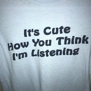 Full Circle Tops - Cute & Sassy T-shirt
